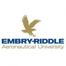 Embry-Riddle Aeronautical University - Worldwide Logo