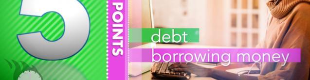 Thumbnail of Ahorrar y tomar dinero en préstamo