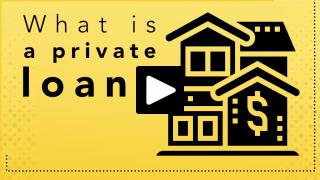 Thumbnail of What is a private loan?