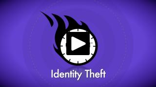Thumbnail of A Minute to Learn It - Identity Theft