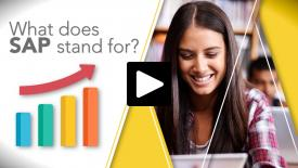 Thumbnail of What does SAP stand for?