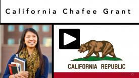 Thumbnail of California Chafee Grant