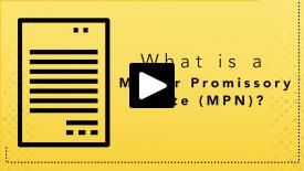 Thumbnail of What is a Master Promissory Note?