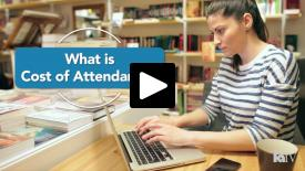 Thumbnail of What is Cost of Attendance?