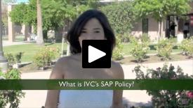 Thumbnail of What is IVC's SAP Policy?