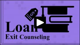 Thumbnail of Loan Exit Counseling