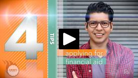 Thumbnail of A Minute to Learn It - Applying for Financial Aid