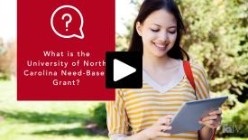 Thumbnail of What is the University of North Carolina Need Based Grant?